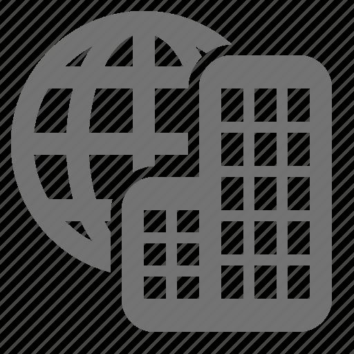 building, business, company, corpotation, global, office, skyscraper icon