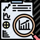 analytic, chart, data, graph, report, statistics