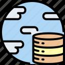 data, database, global, internet, server, storage