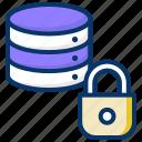 backup, data center, database protection, lock, network, safety, security