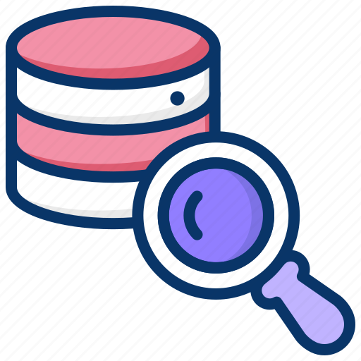 big data, global data, query data, search database, seo, serach data icon