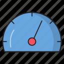 meter, measure, dashboard, performance, speed