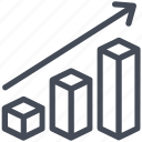 analytics, big data, different, variety icon