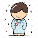 doctor, health, healthcare, medical team, nurse, professional, surgeon icon