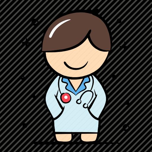 doctor, health, healthcare, medical team, nurse, professional, surgeon icon
