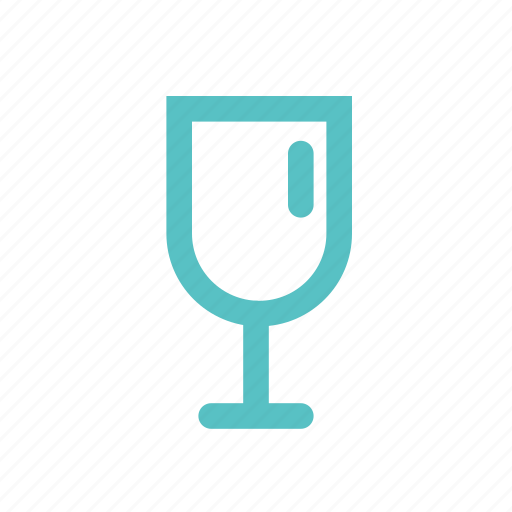 celebrate, drink, fragile, glass, wine, wineglass icon