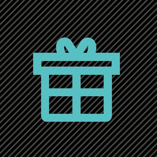 birthday, box, gift, present, reward, surprise icon
