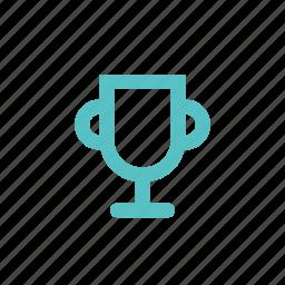 best, champion, cup, favorite, reward, trophy, winner icon