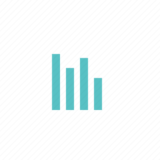 analytics, equalizer, graph, level, rating, scale, statistics icon