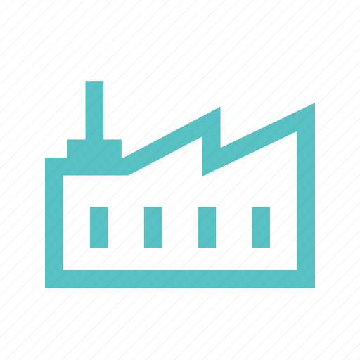 factory, industry, job, plant, workshop icon