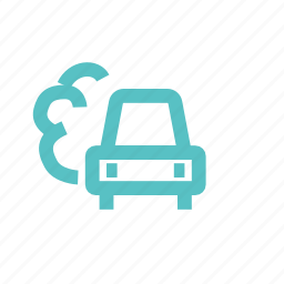auto, cab, car, drive, front, transport, trip icon
