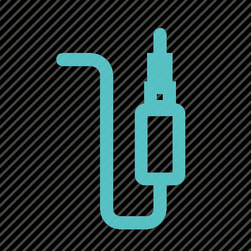 jack, net, plug, socket, turn on icon