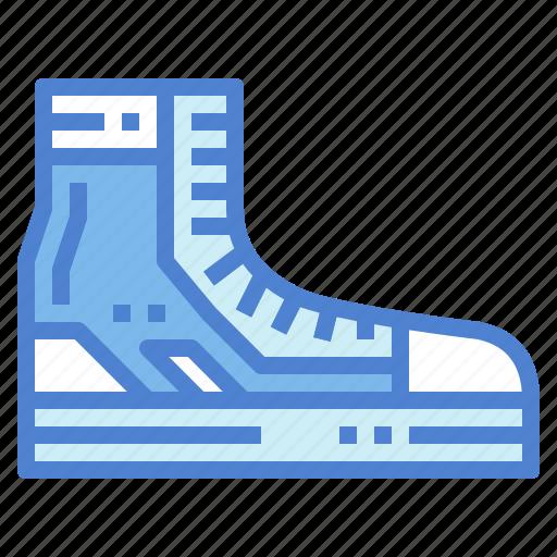 fashion, footwear, shoe, sneaker icon