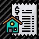 bill, business, home, invoice, money, payment, receipt