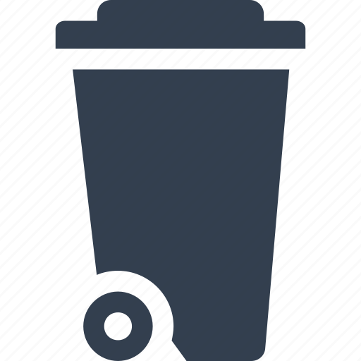 billing, bills, bin, container, garbige, junk, pay, recycle, rubish, trash icon