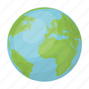 bio, earth, eco, ecology, globe, nature, planet icon