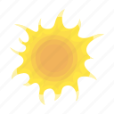 bio, eco, ecology, energy, nature, sun icon