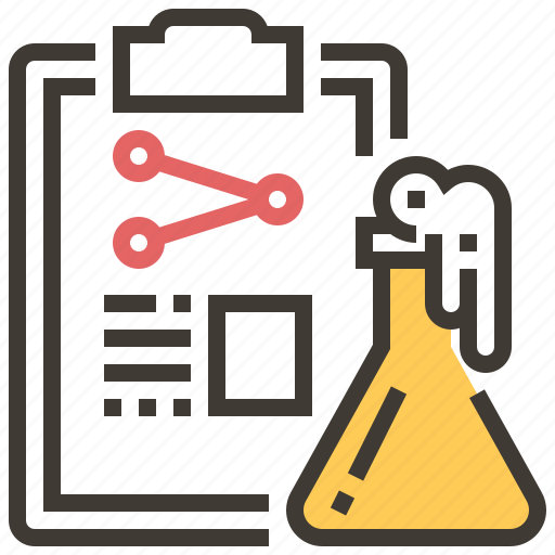 Chemistry, education, flask, lab, laboratory, research, science icon - Download on Iconfinder