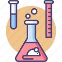experiment, lab rat, mouse, science, test icon