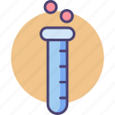 science, scientific, test tube icon