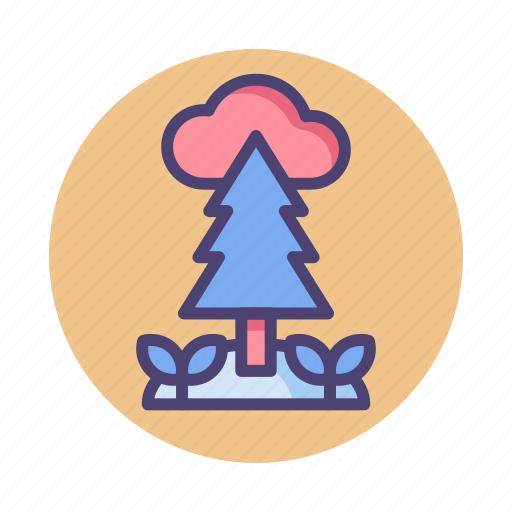 environment, forest, jungle, nature, pine tree, tree icon
