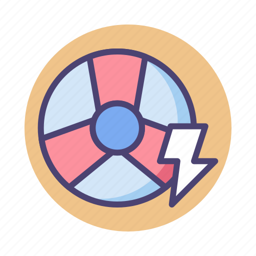 energy, nuclear, nuclear energy, nuclear power icon