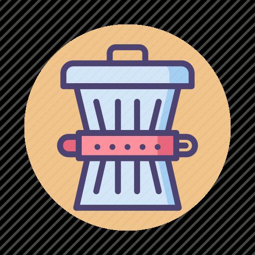 garbage, trash, trash can, waste reduction icon