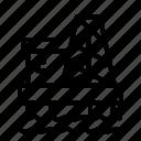 petrol, thin, sea, vector, extract, yul889 icon