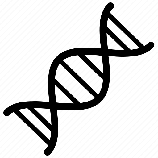 Dna, dna sequence, dna strand, gene, genetic cell icon - Download on Iconfinder