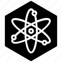 atom science, atomic system, science logo, science symbol, scientific system