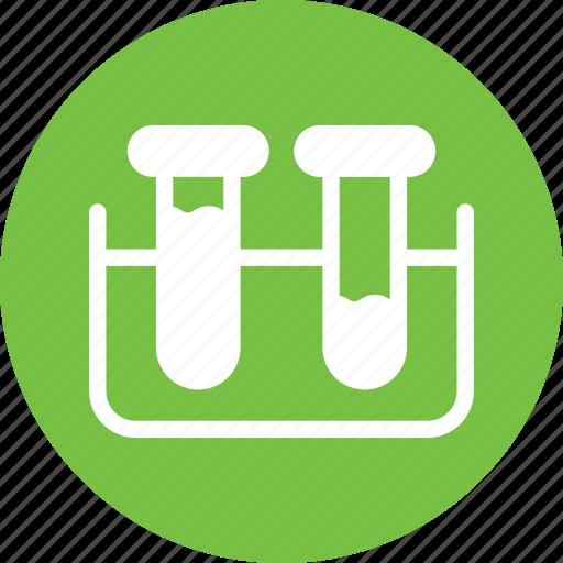 biology, experiment, lab, laboratory, tubes icon