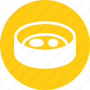 dish, experiment, lab, petri, substance icon