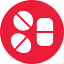 cure, drug, medicine, pills icon