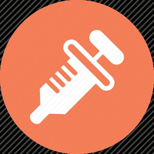 cure, medicine, syringe, vaccination icon