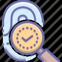 biometric, fingerprint, fingerprint identity, identification, identity, technology, thumbprint icon