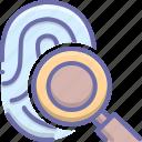 fingerprint, fingerprint scan, identification, scan, verification