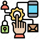 behavioral, biometrics, network, privacy, user