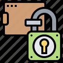 closed, key, padlock, protect, secure