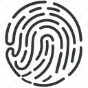 biometric, biometry, fingerprint, identification