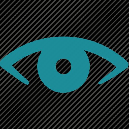 biometric, eye, iris, recognition, scan icon