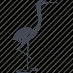bird, birds, ecology, heron, nature icon