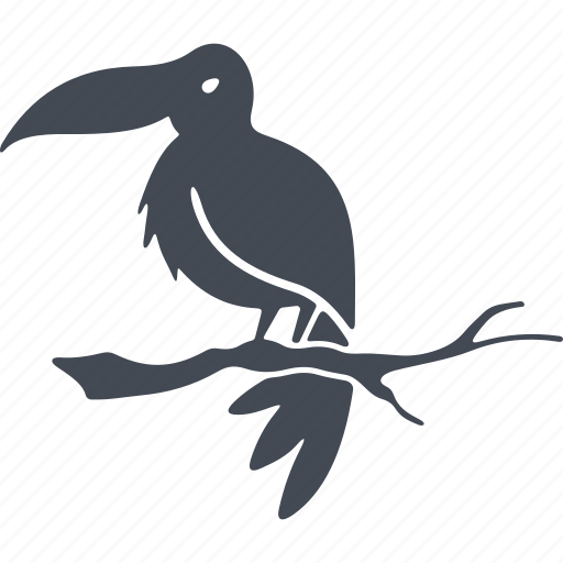 beak, bird, birds, ecology, feathers, nature icon
