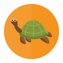 ocean, sea, turtle, underwater, water icon