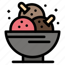 birthday, cream, dessert, ice, party, sweet