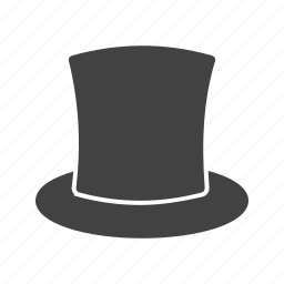 birthday, hat, magic, magician, party, show, trick icon