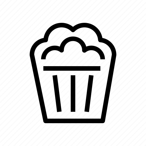 cake, cup, sweet icon