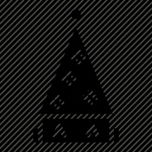 Birthday, celebration, fun, hat, party icon - Download on Iconfinder
