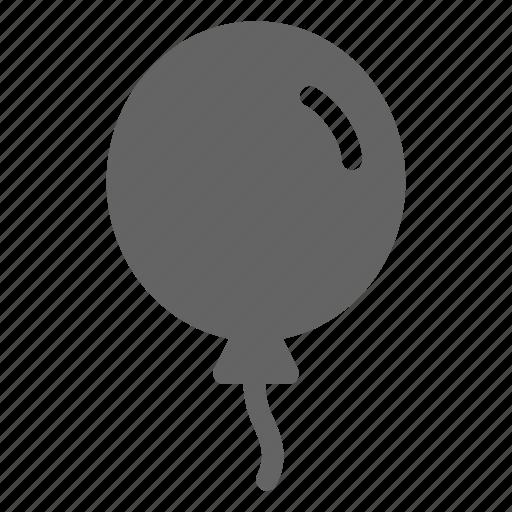 balloon, celebration, party icon