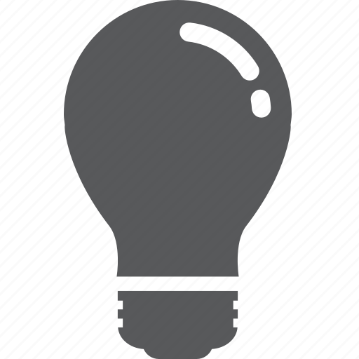bulb, business, dollar, economy, idea, light, light bulb icon