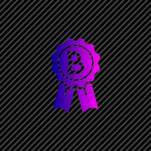 award, best, bitcoin, invest, investment, money, way icon